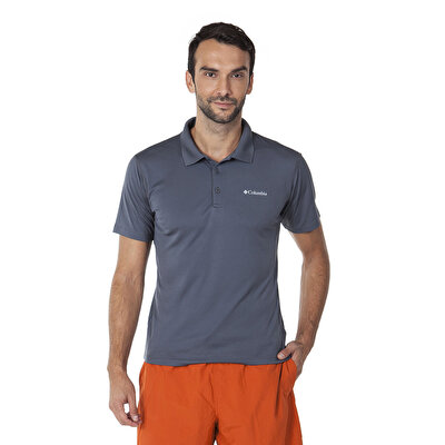 Columbia ZERO RULES KISA KOLLU ERKEK POLO T-SHIRT - AM6082053