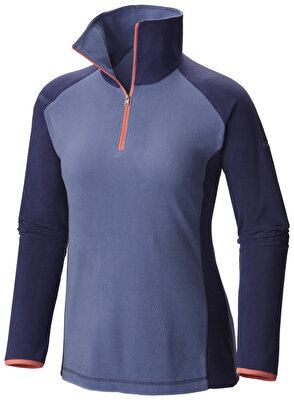Columbia GLACIAL™ FLEECE III 1/2 ZIP KADIN POLAR ÜST - AL6389509
