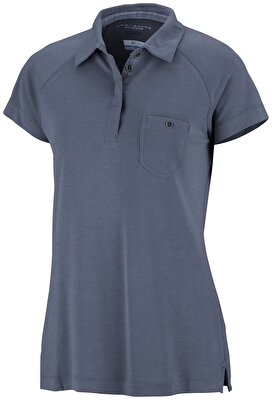 Columbia LADY SUN RIDGE KADIN POLO T-SHIRT - AL6879419