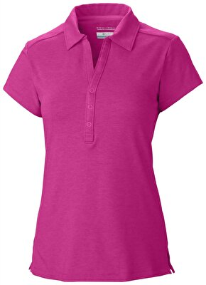 Columbia SHADOW TIME KADIN POLO T-SHIRT - AL6940627