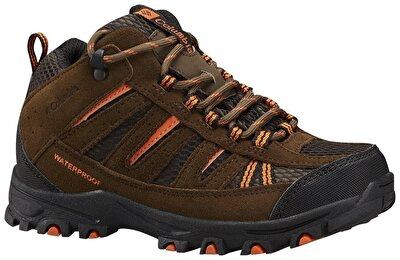 Columbia YOUTH PISGAH PEAK MID WATERPROOF ÇOCUK BOT - BY3234255