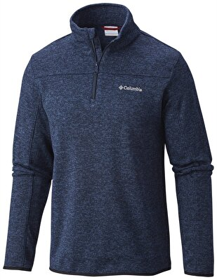 Columbia BIRCH WOODS HALF ZIP FLEECE ERKEK POLAR ÜST - AM6363011