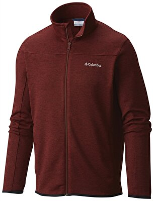 Columbia BIRCH WOODS™ FULL ZIP FLEECE ERKEK POLAR ÜST - AM6364837